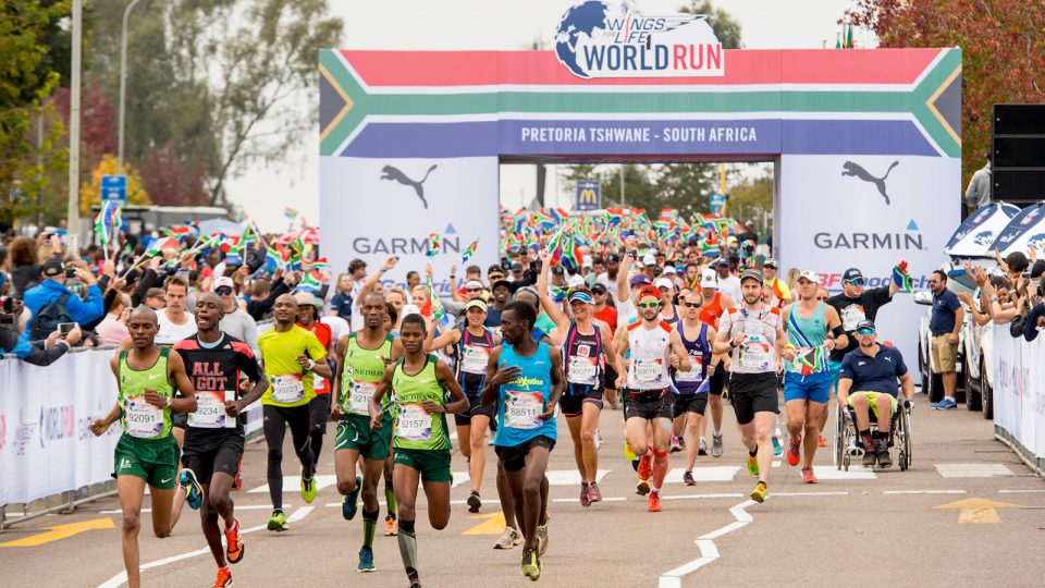 Wings for Life World Run 2017:...