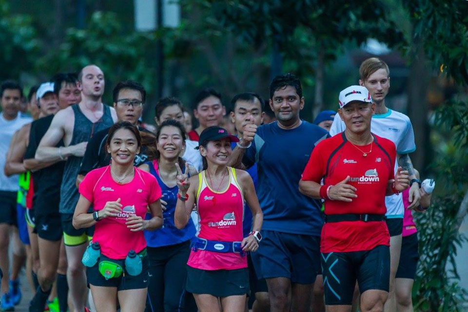 Why Jacqueline Run Sundown Marathons as a Journey of Self-Discovery