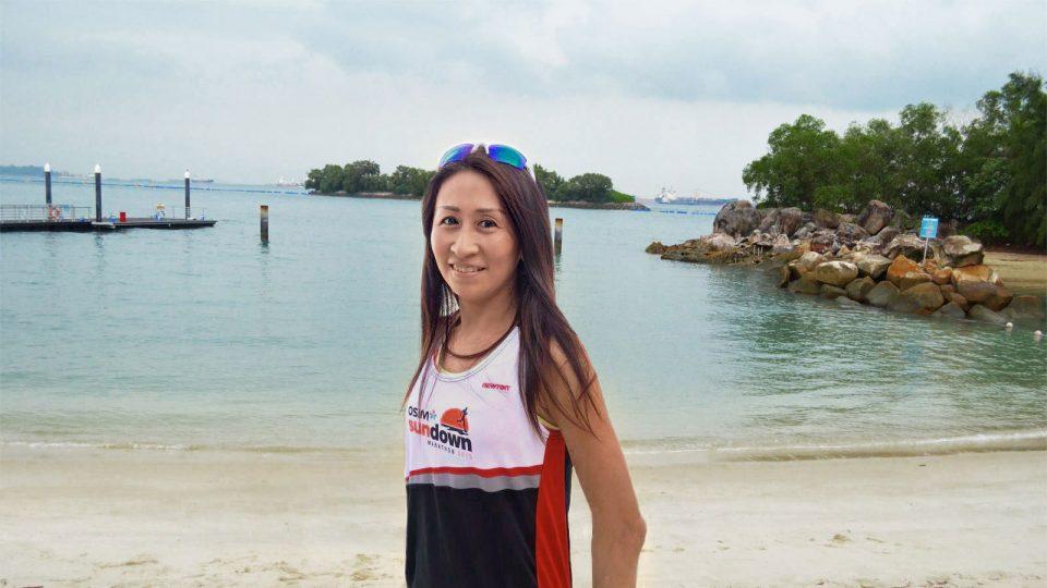 Why Jacqueline Runs Sundown Marathons as a Journey of Self-Discovery