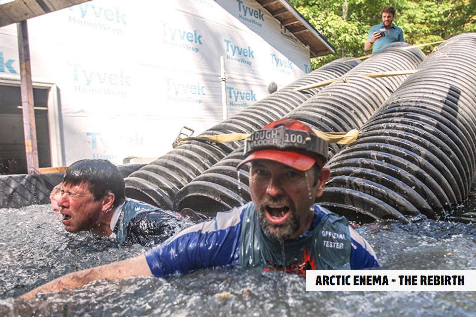 Arctic Enema - The Rebirth