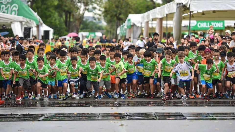 Cold Storage Kids Run 2017