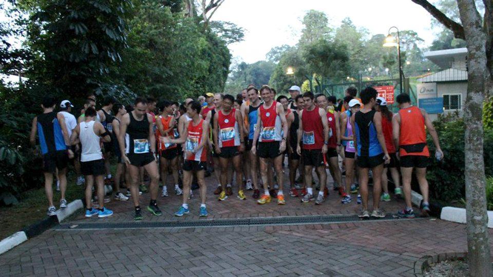 HOKA MR25 Ultra Marathon 2016