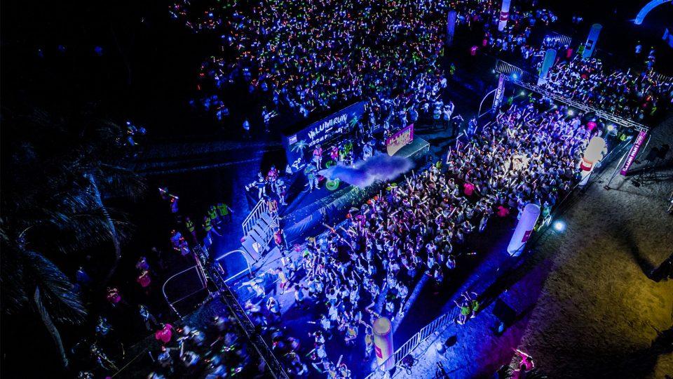 ILLUMI RUN 2016: Singapore's Ultimate Party on the Run