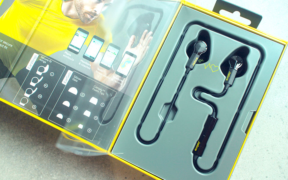 Jabra's Sport Pulse Special Edition Headset Taught Me Lots About Myself
