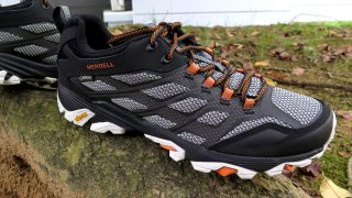 Ready to Challenge the Elements? Merrell MOAB FST GTX Hiking Shoes Deserve a Look-See