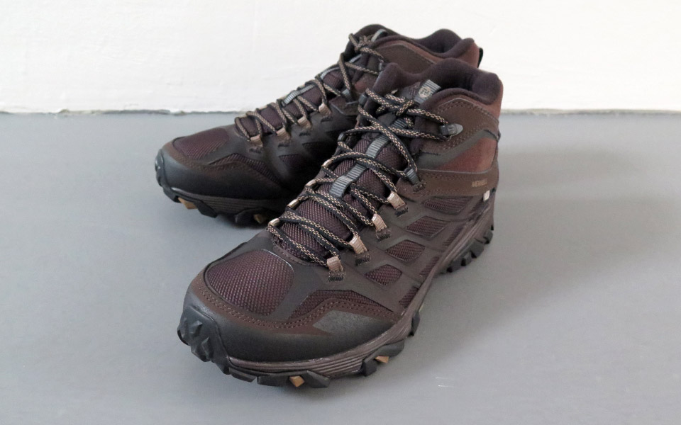 Merrell Moab FST Ice and Thermo Boots: Wearing Them, No Mountain is too High