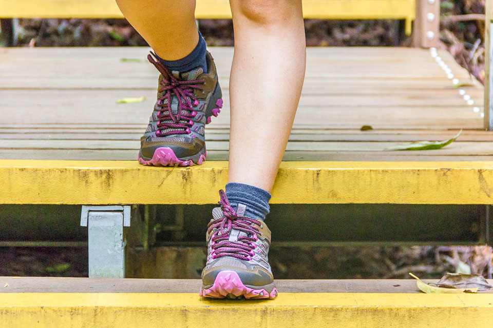 Merrell Women's Moab FST Waterproof - The Kind of Shoes that You Want to Wear Everywhere You Go
