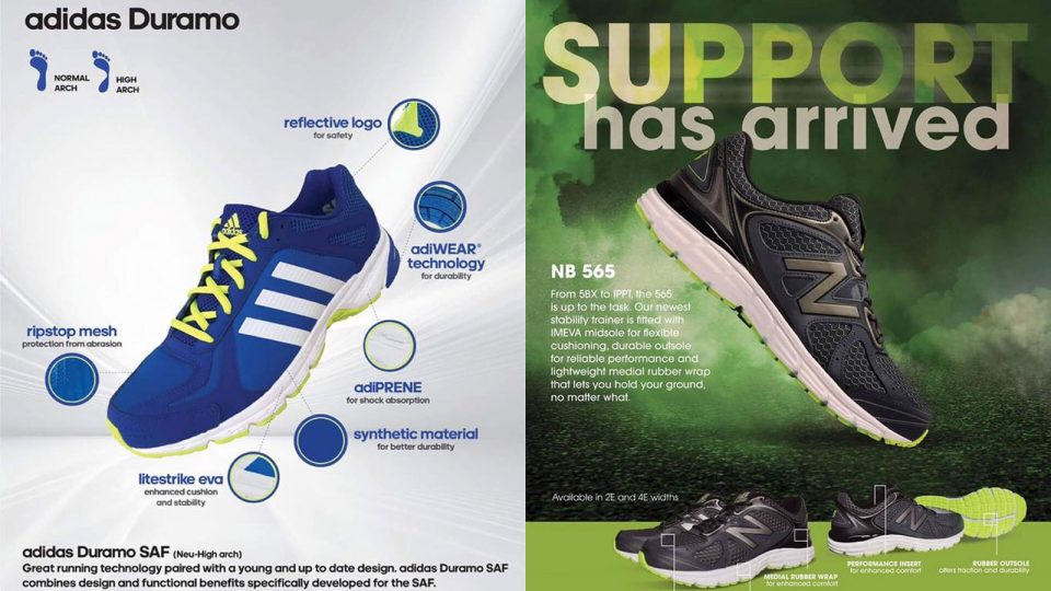 Welcome New PT Shoes for the Singapore Armed Forces in the New Year