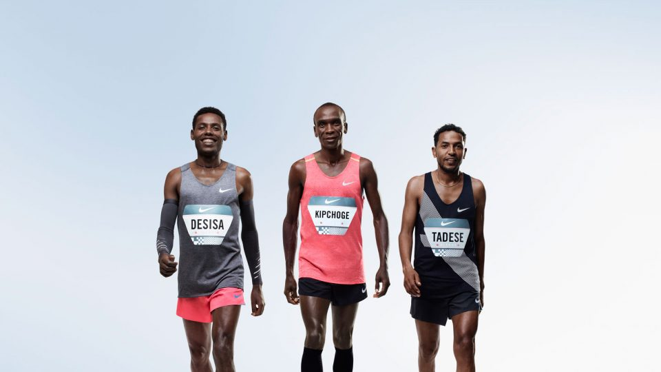 Nike Unveils Breaking2: An Audacious Quest to Break the 2-Hour Marathon Barrier