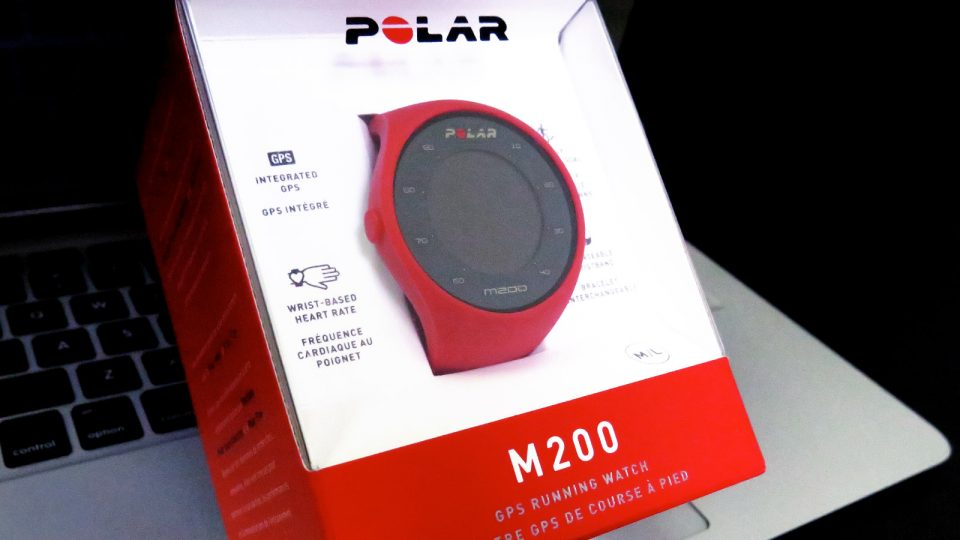 Why My Polar M200 Is Cooler (and less expensive) Than my Cousin's