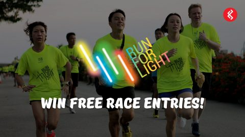 Run for Light 2017 Race Tickets Giveaway Contest