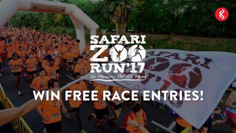 Safari Zoo Run 2017 Race Tickets Giveaway Contest