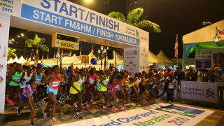 Standard Chartered KL Marathon (SCKLM) 2017