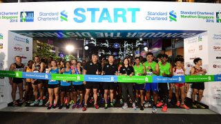 Standard Chartered Marathon Singapore 2016: Kenyans Secure Top Positions