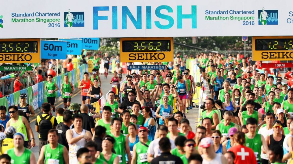 Standard Chartered Marathon Singapore 2017