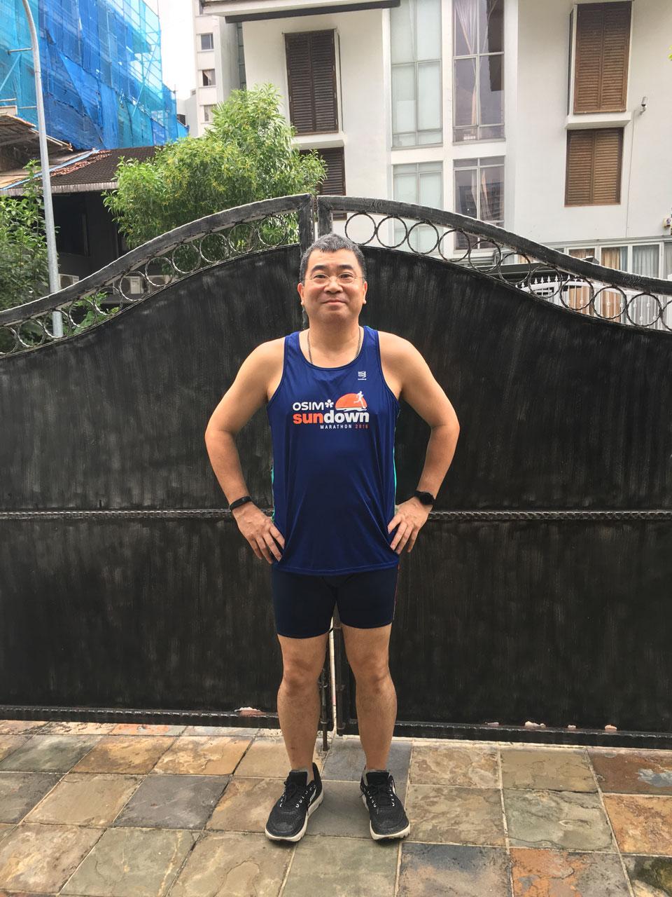 Into Pokémon Go? You Could Run Into Sundown Marathon Loyalist Loke Kai Hong, Too!