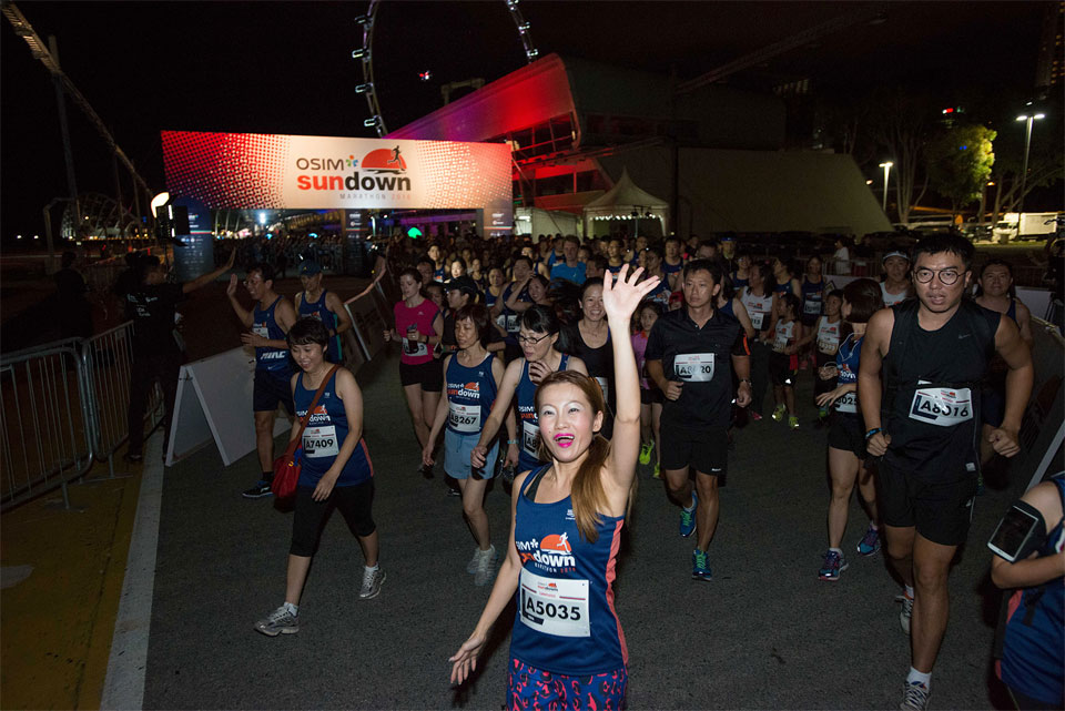 OSIM Sundown Marathon Penang 2017: Spreading The Magic of Night Racing To The Region
