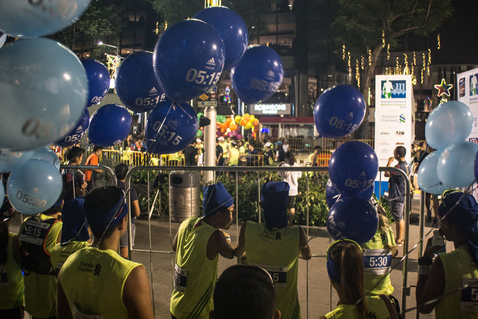 True Confessions of a 2016 Standard Chartered Marathon Singapore Drop-out!