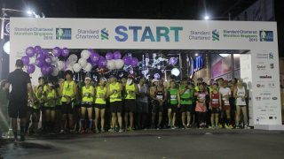 Photos: Standard Chartered Marathon 2016