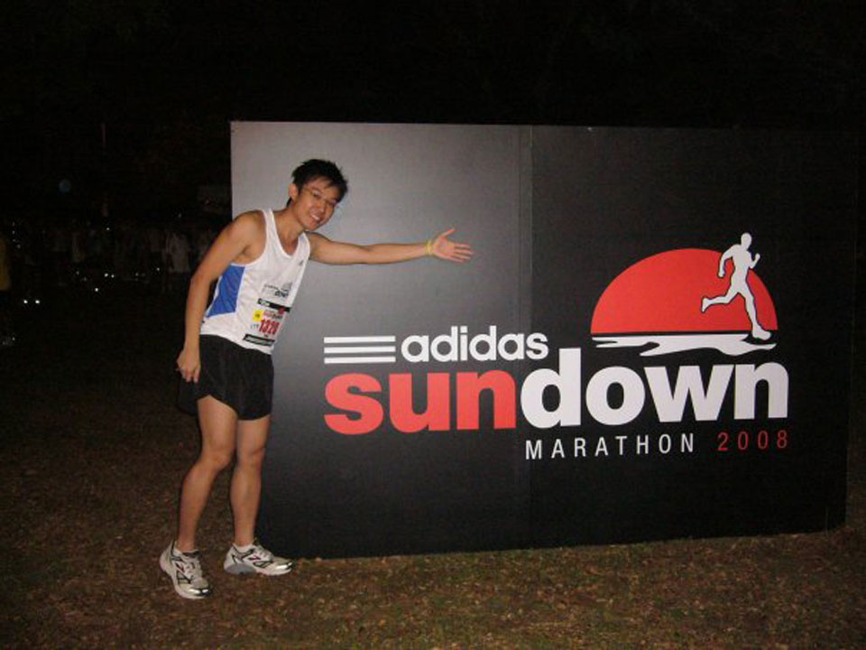 Andy Li Yin Jie Joins Our Elite Club of Loyal Sundown Marathoners at Position #8!
