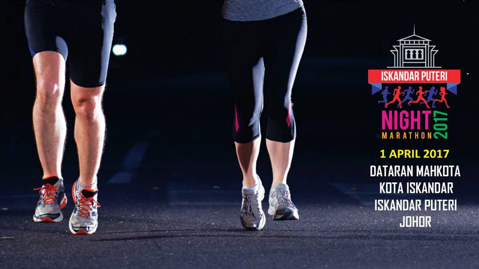 Iskandar Puteri Night Marathon 2017