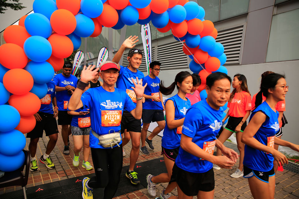 NUS Bizad Charity Run 2017 Raises Over $140,000