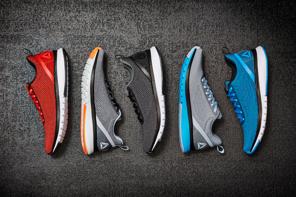 Reebok Launches Print Smooth Shoes with Sleek New Silhouette