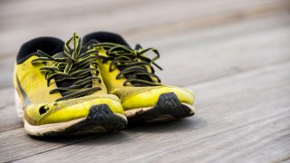 When Running Killed My Son, How Could I Stand to Run Again?