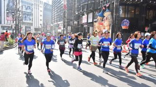 Strut Your Stuff at Tokyo's Fashionable Shibuya-Omotesando Women's Run 2017