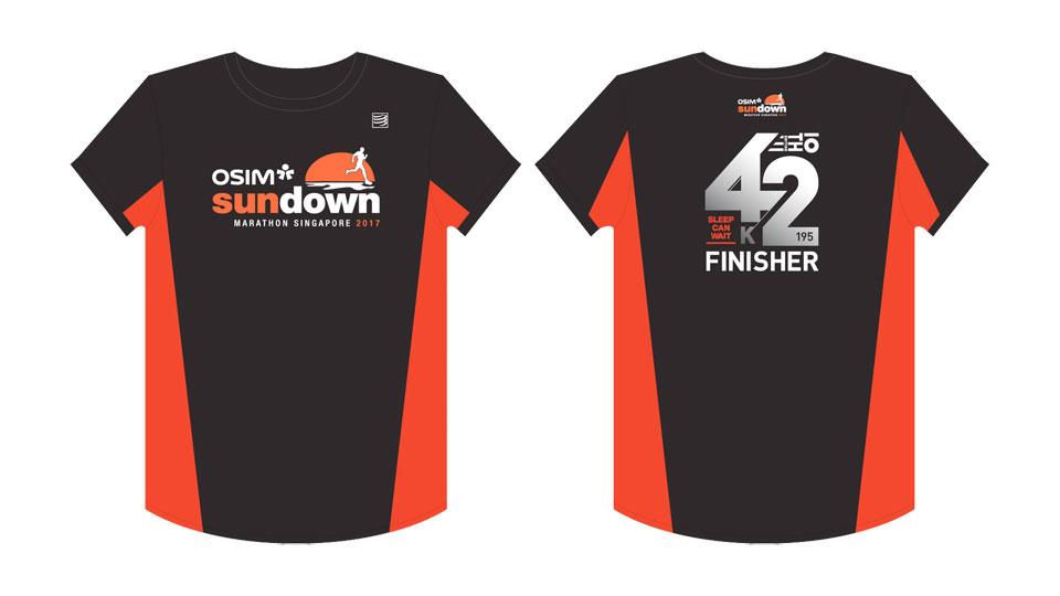 Sundown Marathon or 2XU Compression Run in 2017