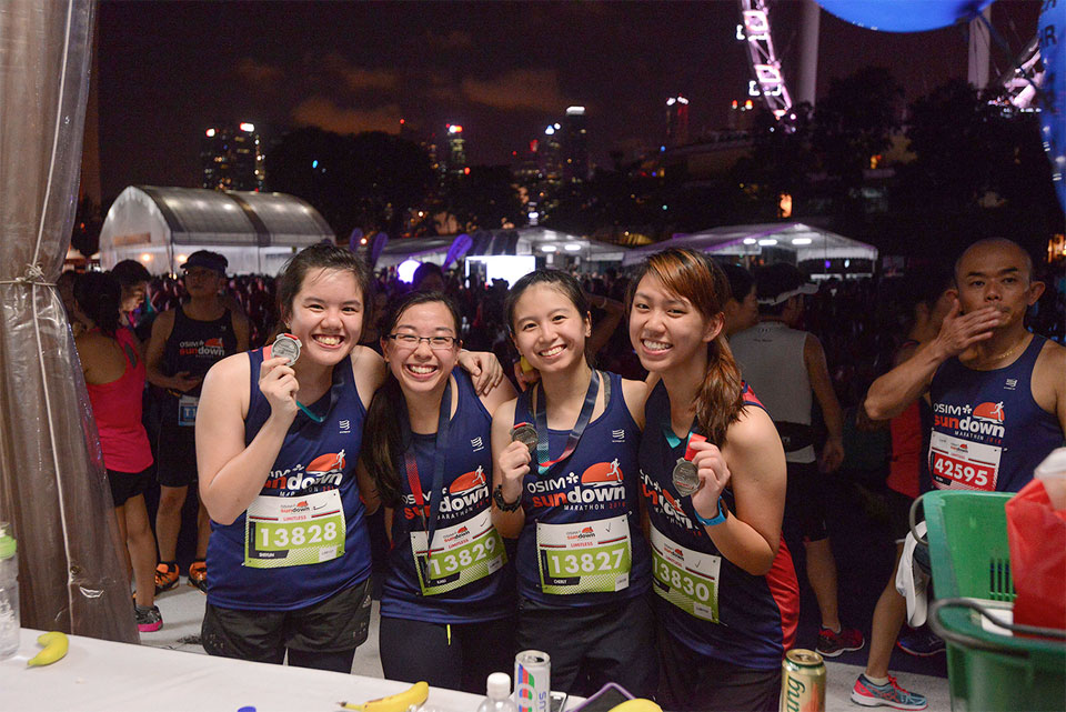 Sundown Marathon or 2XU Compression Run in 2017: How to Decide Between Them?