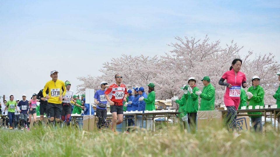 19th Nagano Marathon 2017