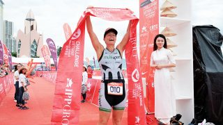 Video: First Ever Edition of Challenge Vietnam (Triathlon)
