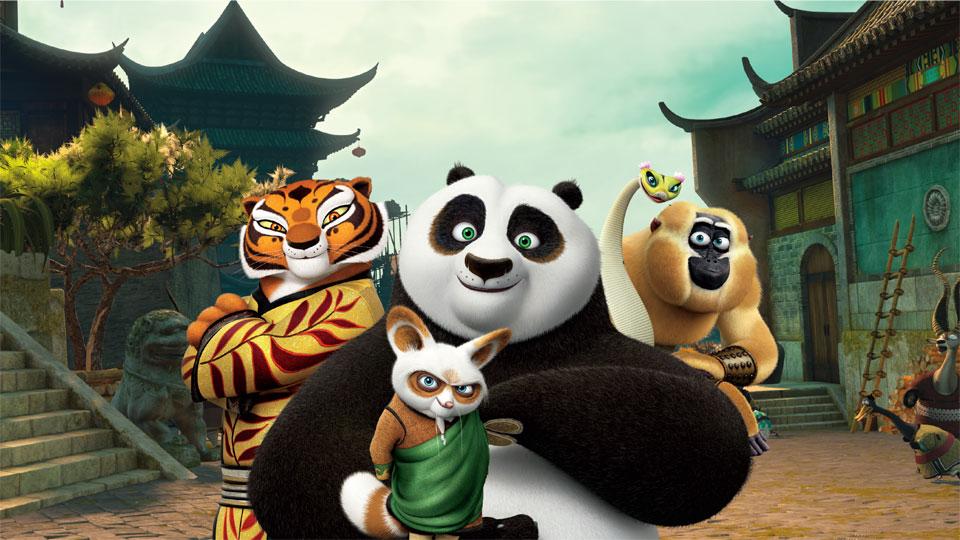 Want to Run with Kung Fu Panda, Shrek, Madagascar Penguins and One Trainable Dragon?