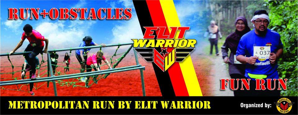 Elit Warrior Metropolitan Run + Obstacles 2017