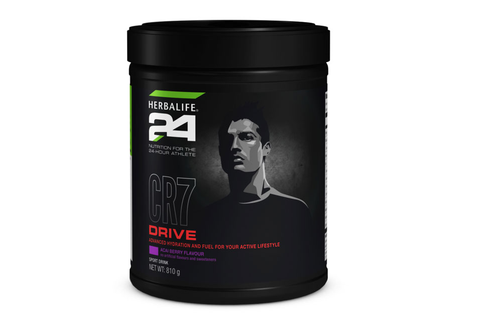Herbalife Collaborates with Cristiano Ronaldo to Develop CR7 Drive