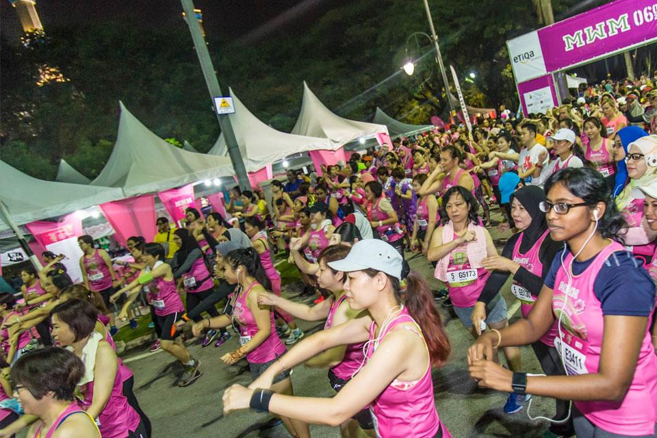 Malaysia Women Marathon 2017: Ladies & Gentleman Show Us What You've Got!