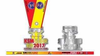 KSM Colour Run 2017