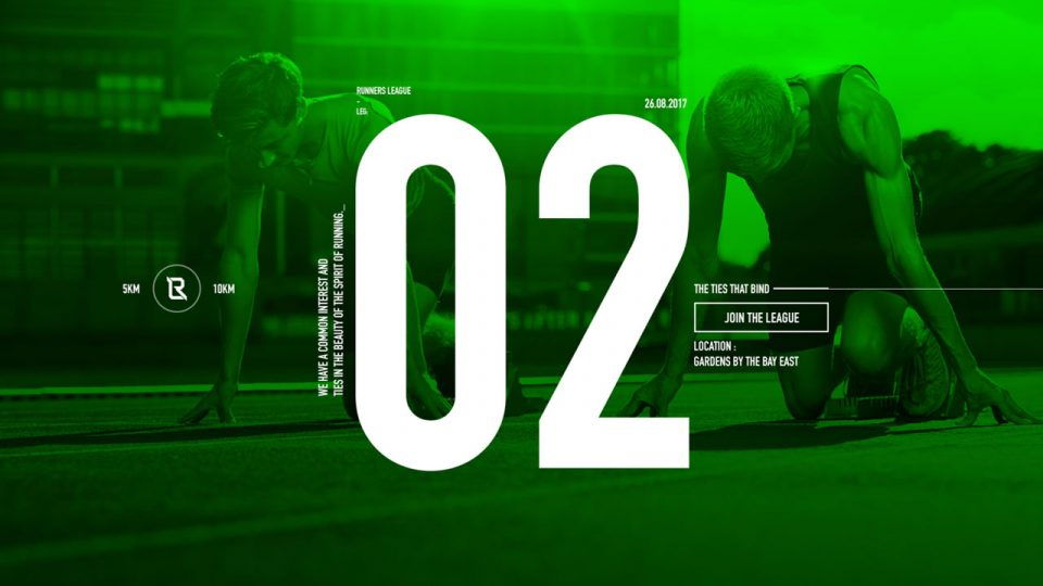 Runners League East — Leg 02: The Ties That Bind