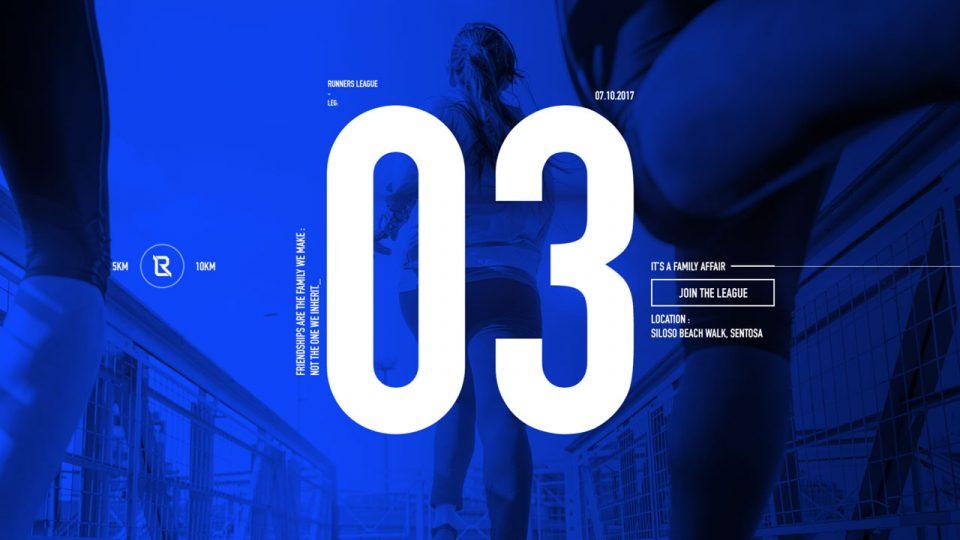 Runners League South/Central — Leg 03: It's A Family Affair