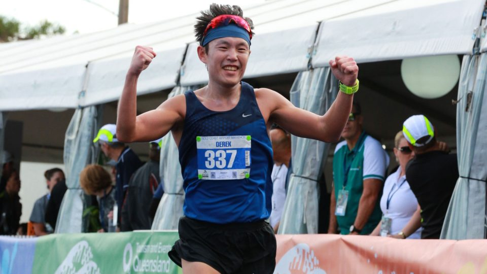 No Appointment Needed to See Dr. Derek Li Run the 2017 Gold Coast Airport Marathon