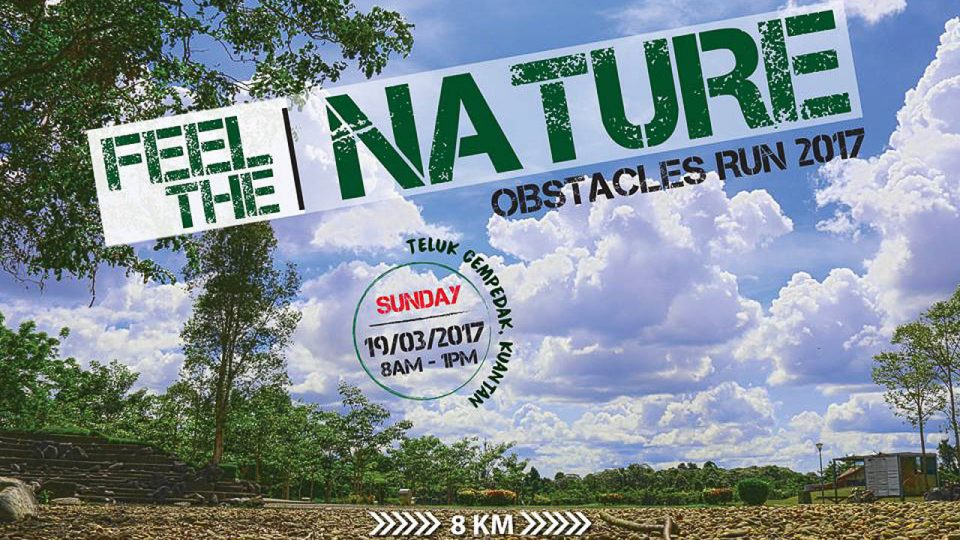 Feel The Nature Obstacles Run 2017