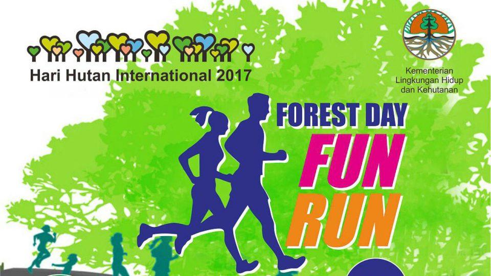 Forest Day Fun Run 2017
