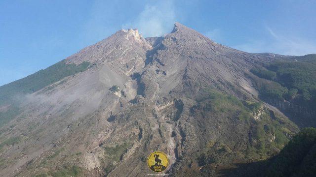 Goat Run Trail Running Series #2 - Gunung Merapi 2017
