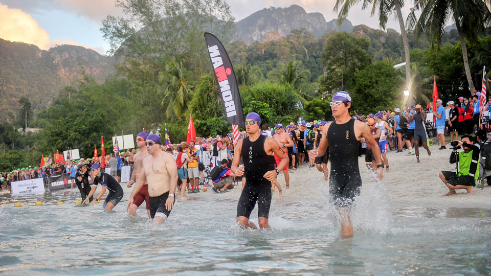 IRONMAN Malaysia 2017 Returns to Langkawi with Two Races