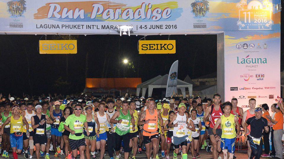 Laguna Phuket Marathon 2017