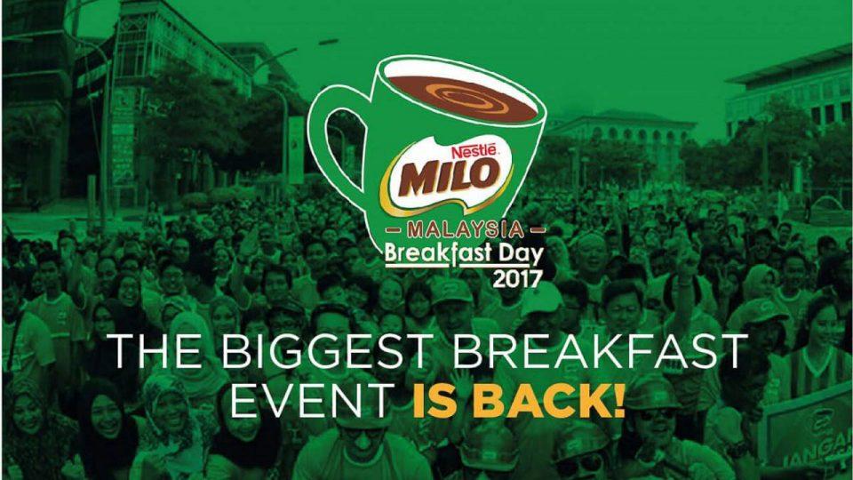 Malaysia Breakfast Day 2017