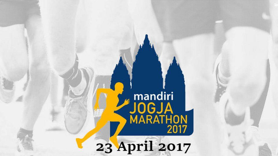 Mandiri Jogja Marathon 2017