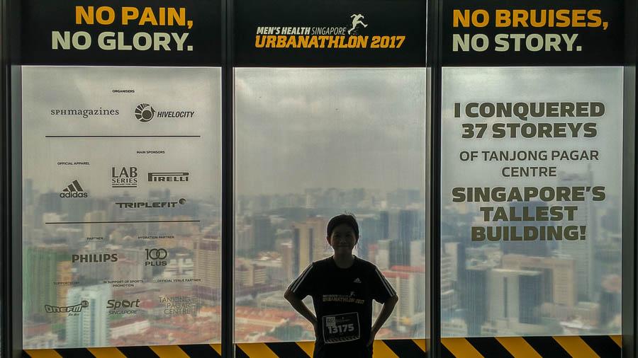 Men's Health Urbanathlon 2017 Race Review