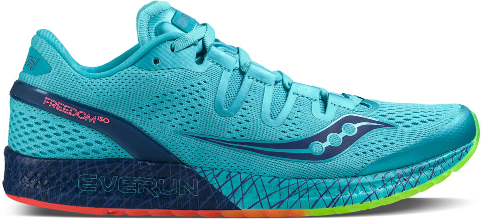 New Saucony Freedom ISO: This Shoe is as Close to Perfection as it Gets!